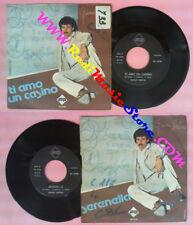 LP 45 7'' GIANNI CENTINI Ti amo un casino Serenella italy FR 0102 no cd mc dvd