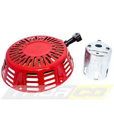 Honda GX340, GX390 Retroceso Arranque Arranque Pull Start CPL. con Copa Nuevo