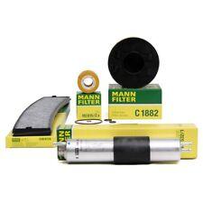 MANN Inspektionskit Filterpaket BMW 3er E46 316i 115 PS + 318i 143 / 150 PS