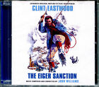 John Williams THE EIGER SANCTION 2xCD Limited Edition SOUNDTRACK Score Intrada