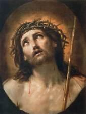 Art Oil painting Salome Guido Reni - Ecce Homo Jesus Christ & crown of thorns