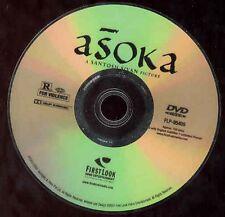Asoka DVD Movie Hindi India Khan Kapoor Mauryan King Santosh Sivan Film NO CASE