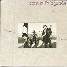 CONCRETE BLONDE / CONCRETE BLONDE  * NEW CD * NEU *