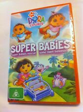 Dora the Explorer: Super Babies Region4 DVD - BRAND NEW