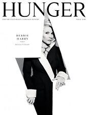 HUNGER Magazine 5,Debbie Harry,Bryan Ferry,Chiwetel Ejiofor,Rebel Wilson NEW