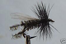 1 x Mouche Sèche Bruyère H112/14/16 mosca fliegen dry fly wing bruyere