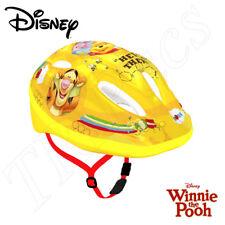 Disney Winnie The Pooh Kids Girls Boys Bike Bicycle Helmet 52-56cm Vent Dial Fit