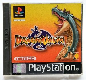 Sony Playstation PS1 Game: DRAGON VALOR *FREEPOST*