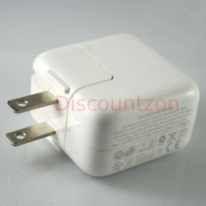 Original Apple USB Power charger adapter for iPhone X 8 Plus 7 6 6S Plus 5S SE 5