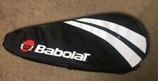New listing (CL) BABOLAT PADDED PROTECTED SINGLE TENNIS RACQUET BAG W/Strap Excellent cond