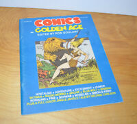 Vintage COMICS: THE GOLDEN AGE Volume 1 Soft Cover Book Magazine 1984 Sheena GGA