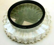 Tiffen 72mm Polarizer PL POLAR Lens Filter made in USA