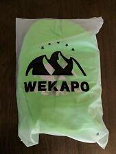 Wekapo Inflatable Air Lounger - Green