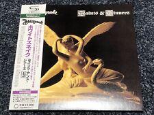 Whitesnake - Saints & Sinners+3 - Japan Import - SHM-CD - UICY-93743