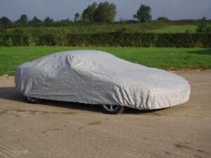 Opel Manta Car Cover Outdoor Breathable Fleece FIVE Layer With Straps Moltex