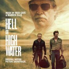 NICK CAVE & WARREN ELLIS Hell Or High Water (2016) 15-track CD album NEW/SEALED