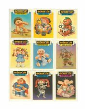 Garbage Pail Kids Holidays Special Stickers - Series Iron-On GPK