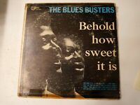 The Blues Busters ‎– Behold... How Sweet It Is Vinyl LP 1971