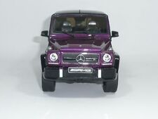 MERCEDES-BENZ G 63 G63 AMG W463 GALACTICBEAM CRAZY COLOUR 1:18 GT-SPIRIT DEALER