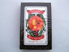Baraja Naipe Espanola La Lupita 100% Plastico Spanish Playing Cards 40 Card Deck