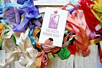 Thread Gatherer Silken Ribbons 7 mm You Choose Your Colors 070 - 995 9912 Ribbon