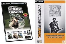 Tom Clancy's Ghost Recon Gold Edition & Hidden And Dangerous Deluxe