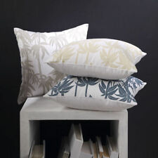 Canvas Floral Square Decorative Cushions & Pillows
