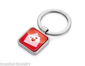 """TROIKA, """"APP KEYRING LOVE LETTER"""", Schlüsselanhänger App-Design, KYR12-P31"""