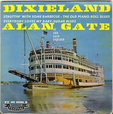 "ALAN GATE ""DIXIELAND"" JAZZ 60'S EP FESTIVAL 2226 GEORGES ARVANITAS !"