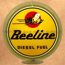 """Beeline Diesel Fuel 13.5"""" Gas Pump Globe (G423)"""