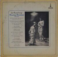 """Lee Russell Sings Precious Promises"" Vinyl LP Spirituals"