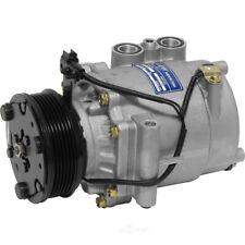 A/C Compressor-Base, VIN: 4, SOHC UAC CO 10715AC fits 04-07 Saturn Vue 3.5L-V6