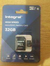 32GB Micro SD Card 4K Premium High Speed Memory Microsdxc Up To 90MB/s