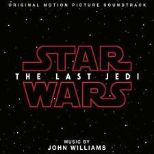 Star Wars The Last Jedi - Original Score - Digipak Case - John Williams