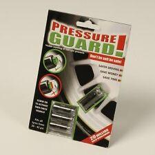 VALVOLA di pressione Guard Tappi, Visual avvertimento di bassa pressione dei pneumatici set di 4 B/Nuovo
