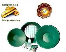 Batea Garrett Gold Pan Kit PIATTI X CERCATORE D'ORO 1651300 setacci setaccio