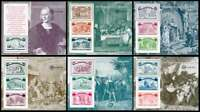 PORTUGAL Voyages of Columbus Set of 6 Souv Sheets MNH #1918 -1923 Mint Complete