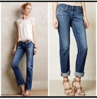 AG Adriano Goldschmied The Tomboy Relaxed Straight Jeans Size 25 R Women's