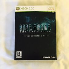 Star Ocean The last hope Edition Collector Limitée - Jeu Xbox 360 - PAL FR -