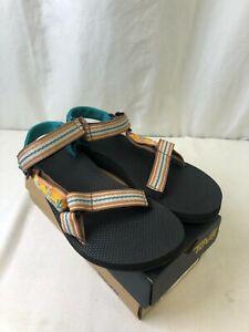 Teva Women's Original Universal Sandals Cactus Sunflower Size 10 (2105280146)