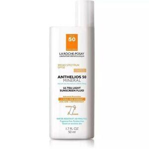 La Roche Posay Anthelios 50 Mineral Ultra Light Face Sunscreen - SPF 50 - 1.7 fl