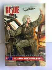 G. I. Joe U.S. ARMY HELICOPTER PILOT G. I. JANE Brown Hair GJ-3