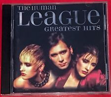 THE HUMAN LEAGUE 16 BIG HITS GREATEST HITS PLUS REMIX  OF DONT YOU WANT ME BABY