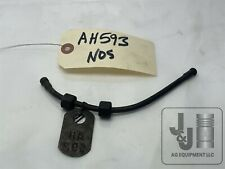 Nos John Deere H Tractor Governor Oil Pipe Ah593r