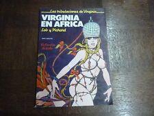 VIRGINIA EN AFRICA  ( BLANCHE EPIPHANIE T2 ) - PICHARD ( ESPAGNOL )