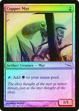 Copper Myr FOIL Mirrodin PLD Artifact Common MAGIC GATHERING CARD ABUGames