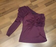 Damen Langarm Shirt Bluse Hemd T-Shirts Top Casual mit Knopf