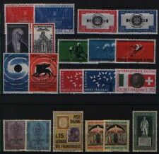 ITALIA - annata completa 1962 nuova    **
