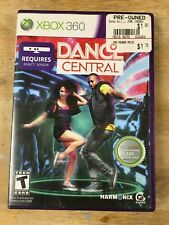 Dance Central Xbox 360 Kids Kinect Game Complete Very Good 1 Dancing Family Fun