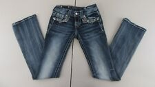 MISS ME (BOOT) JEANS TAG SIZE 25 MM#896